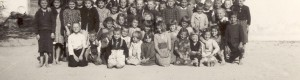 27 октомври 1943: Ученици од Мажучиште