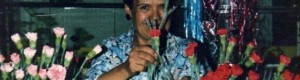 1989: Цвеќарката Верка Мијаческа.