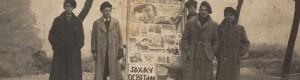 30те години од минатиот век: Прилепски манги пред кино реклами...