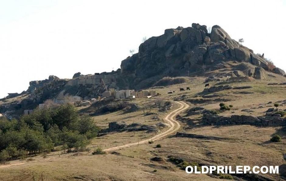 Локалитетот Ридот, село Мажучиште