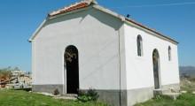 """Црква """"Воздвижение на Чесниот Крст"""", село Крушевица."""