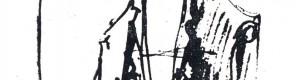 """Кирил Миноски - Мината: Графика """"Ицко Фукара"""", 1967"""