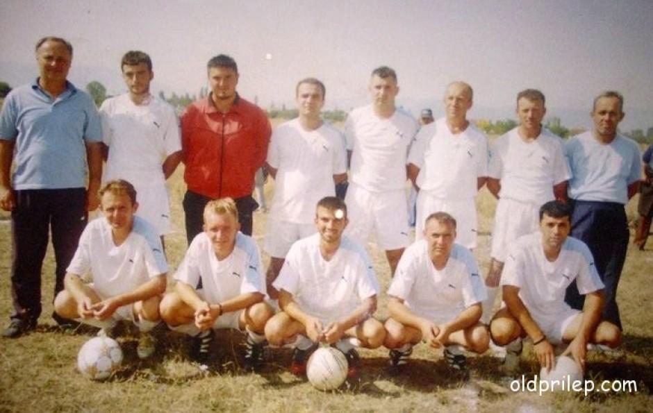 "2007/08: ФК ""Кадино"", Кадино Село."