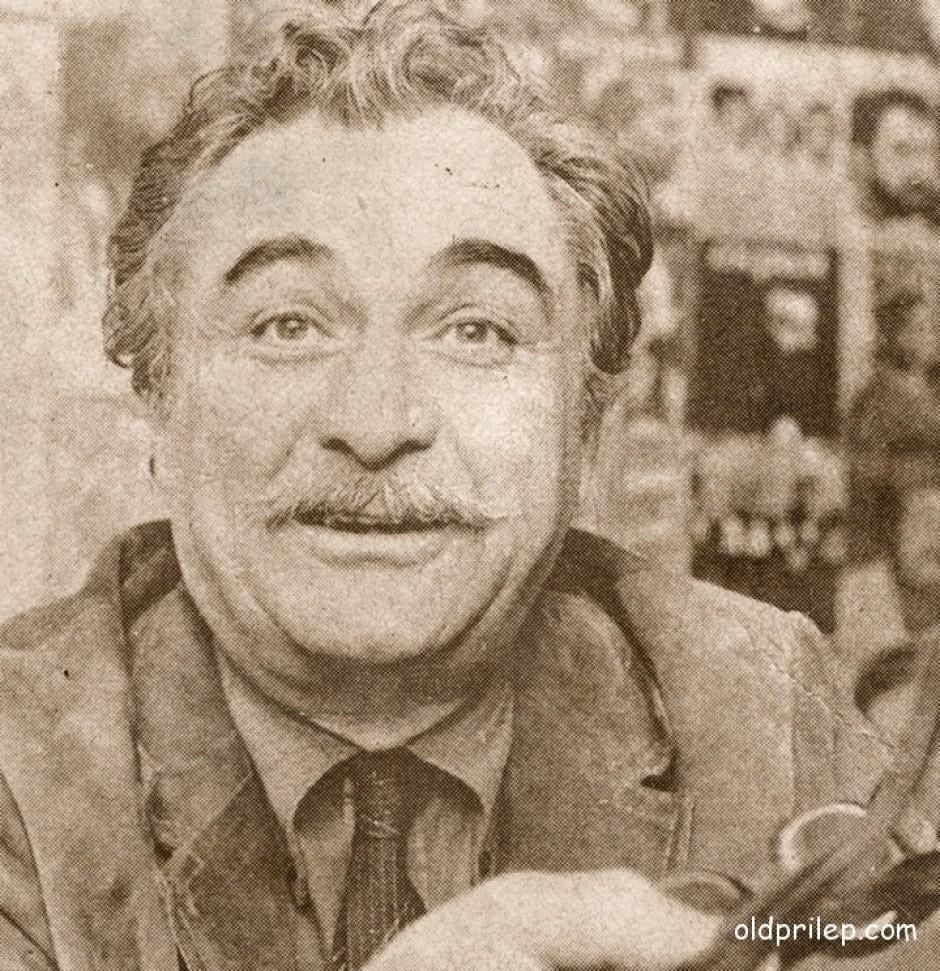 1973: Илија Џувалекоски
