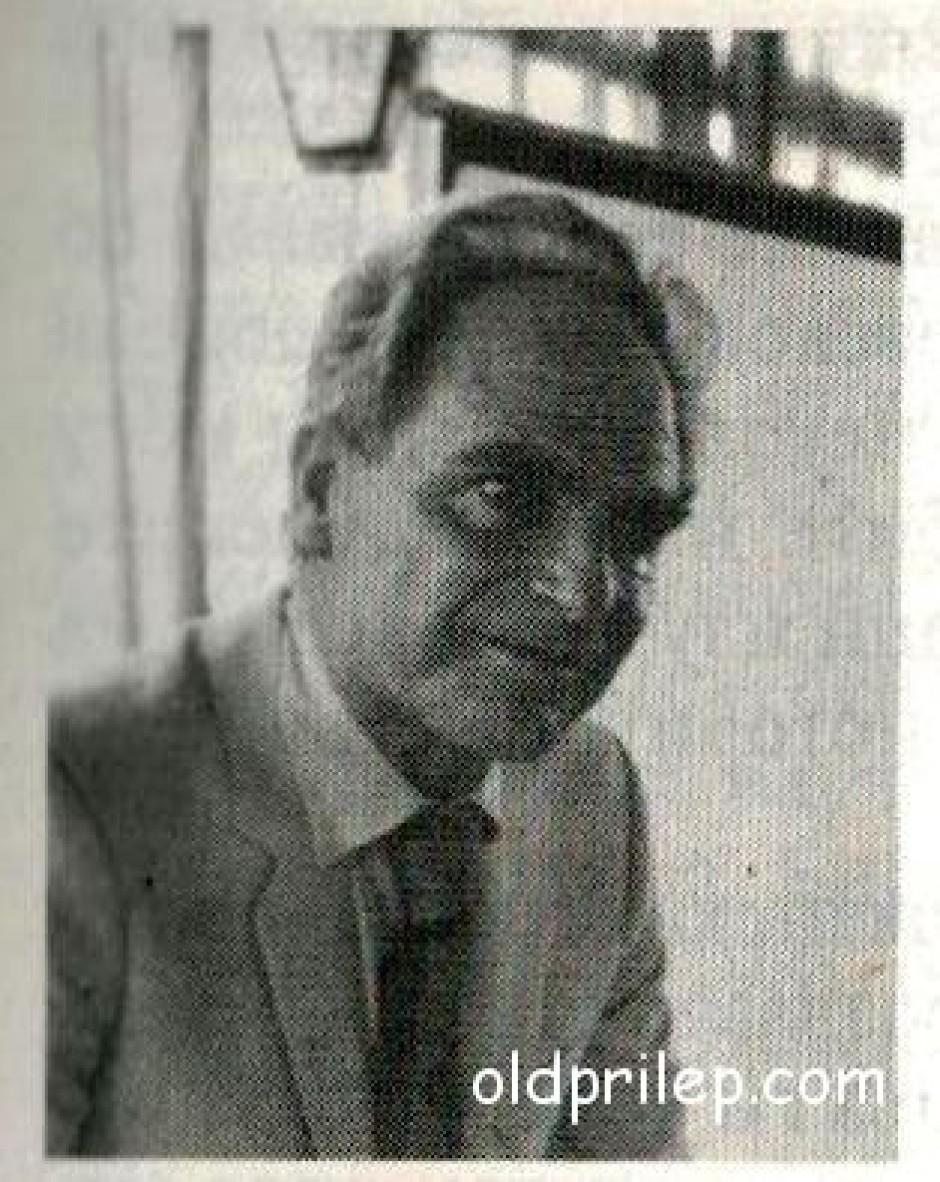 Проф. д-р академик Петар Жешков